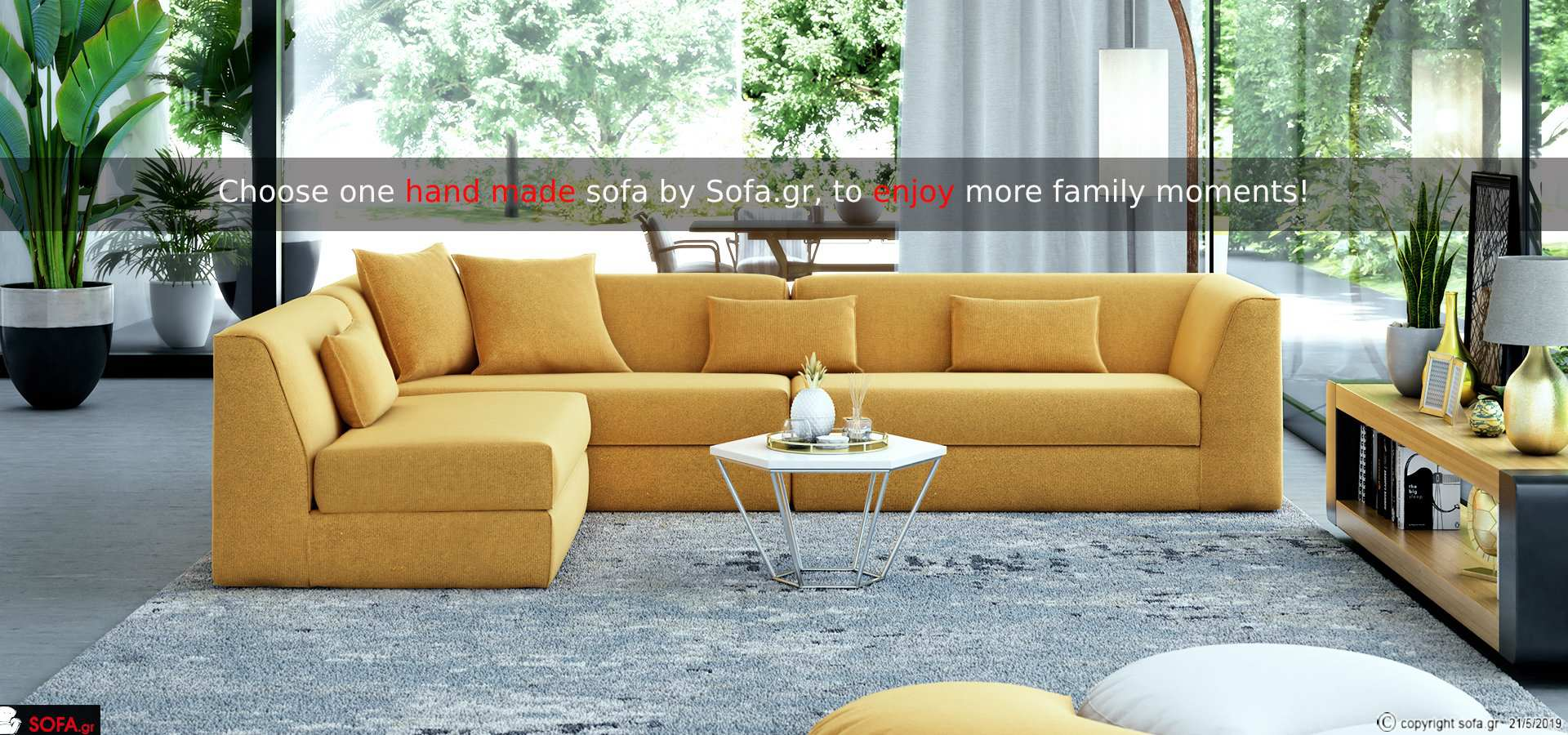 Sofas by Sofa.gr