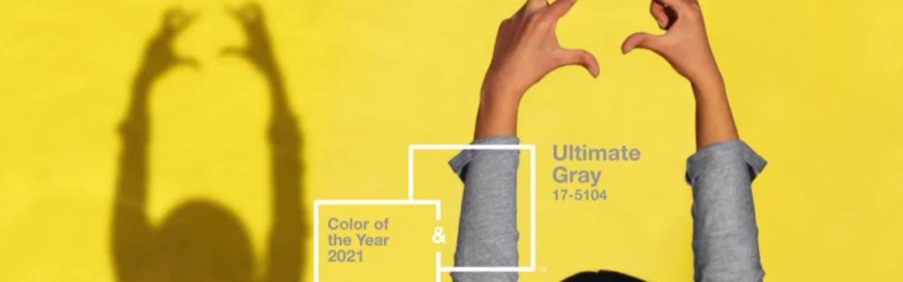Τα δύο χρώματα του 2021 και πώς να τα χρησιμοποιήσετε στο σπίτι σας