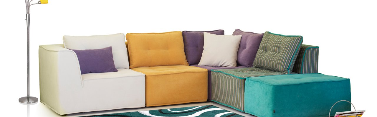 Tips για να επιλέξετε το Χρώμα του Καναπέ σας!