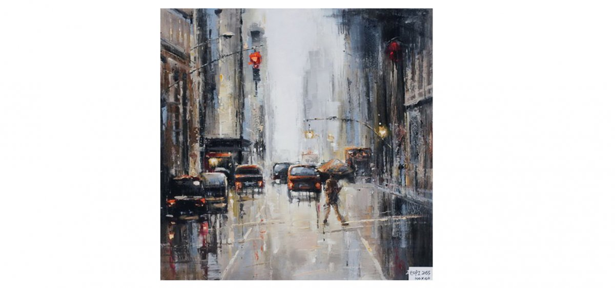 City of New York - Painting