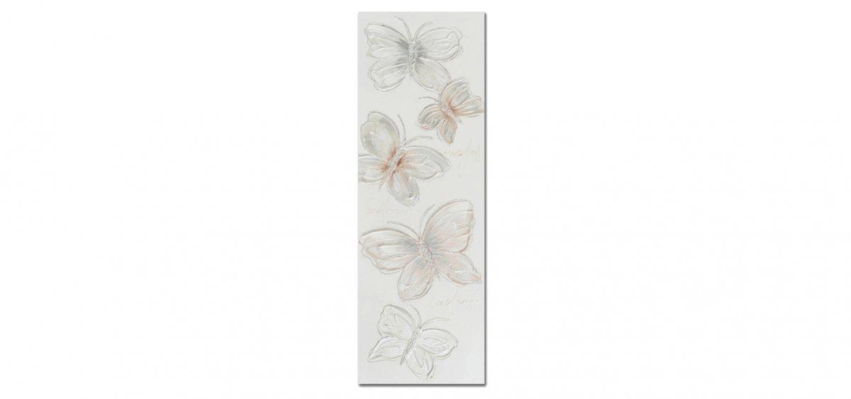 Butterflies (2) - Painting
