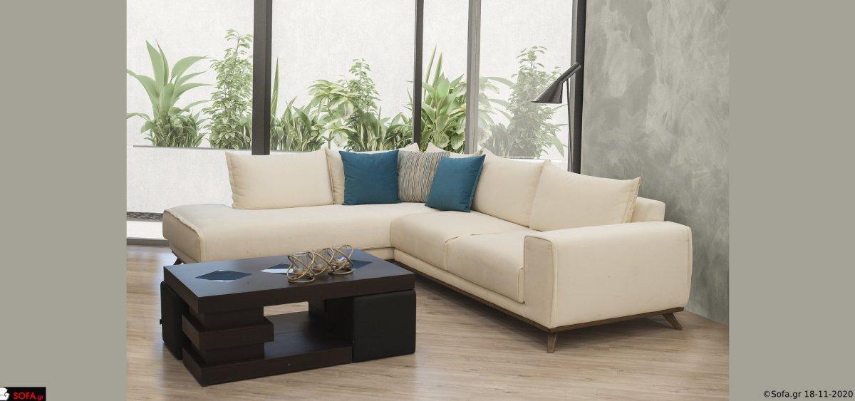Corner sofa Venus Plus - Stock