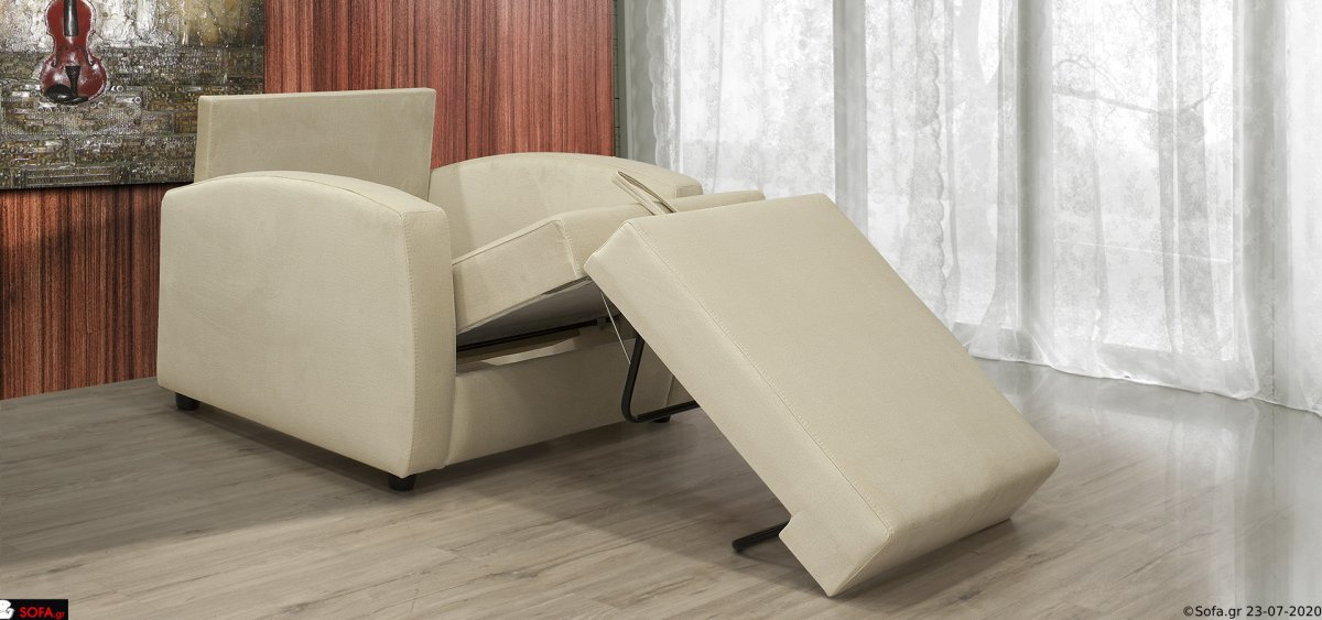 Armchair Avantage with bed mechanism