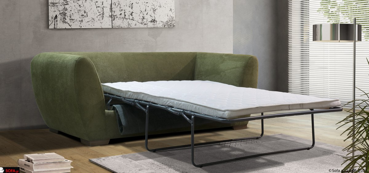Two seater Sofa - Bed Symbolo