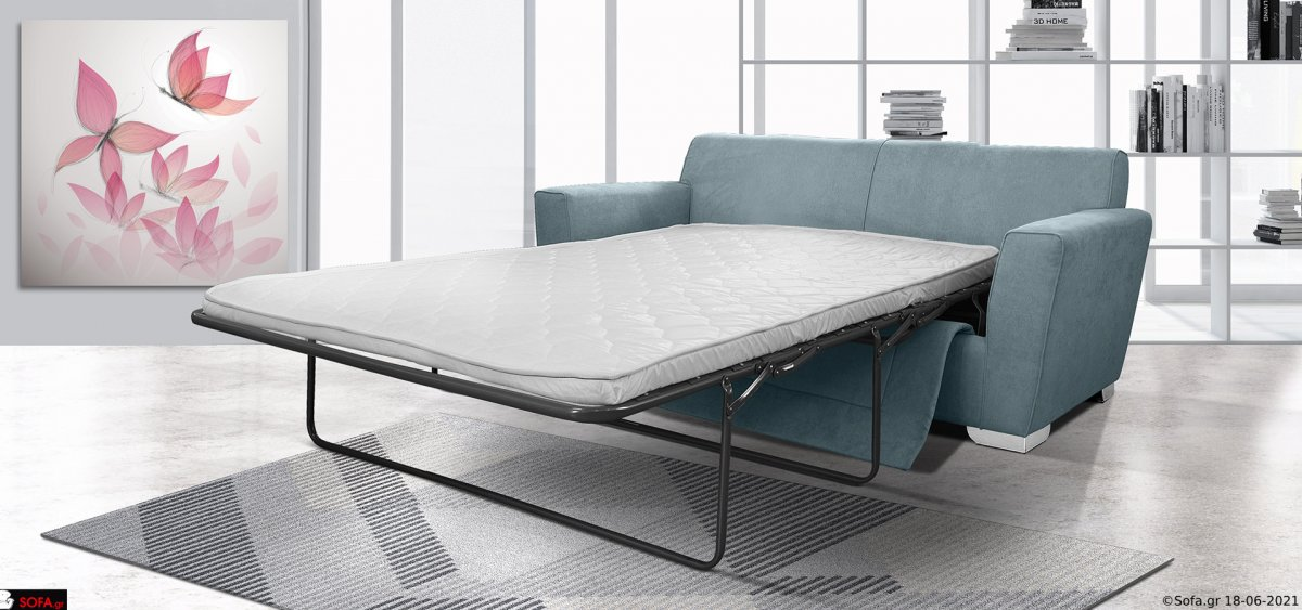 Two Seater Sofa Times with bed mechanism