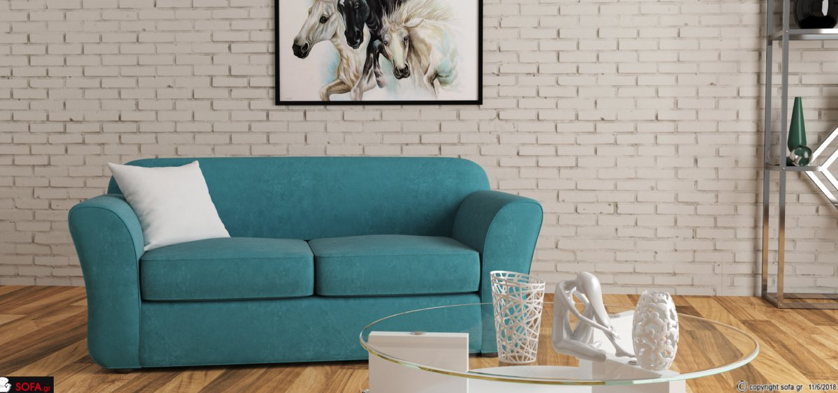 Two seater sofa Verona