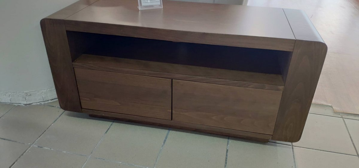 TV stand Gold Stock