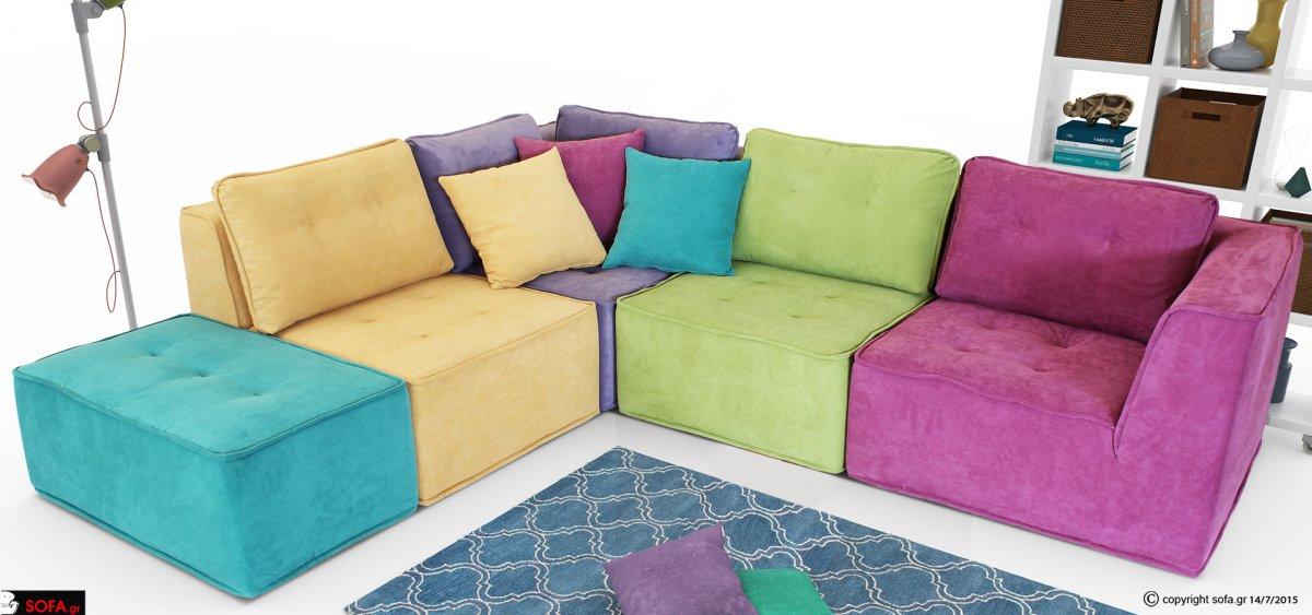Corner Sofa Carrera