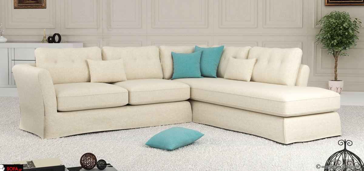 Corner sofa Country