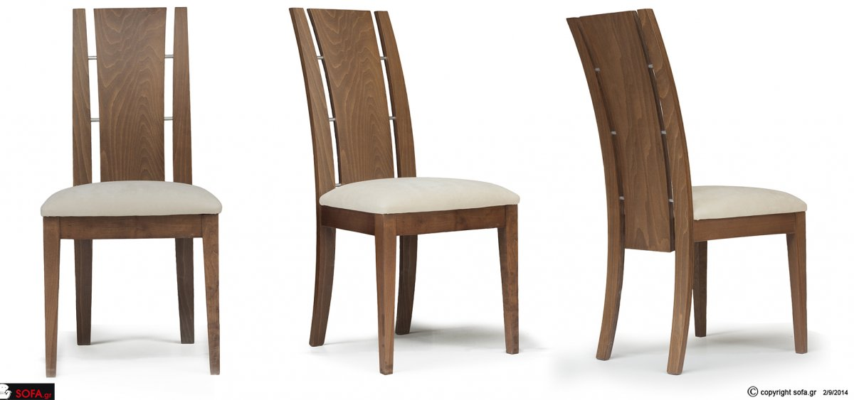Dining chair Inox