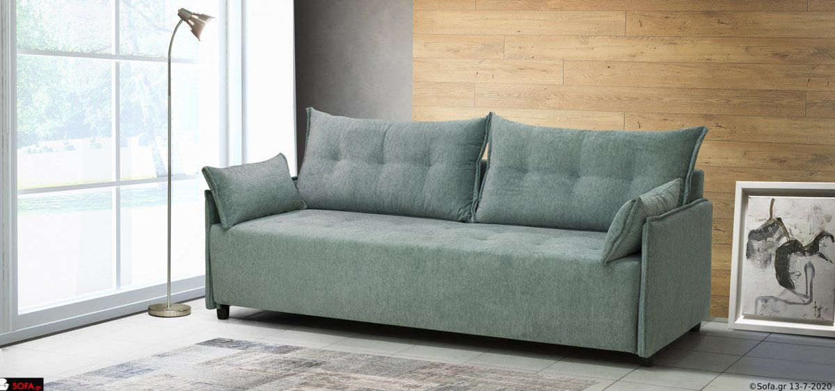Three Seater Sofa Palermo with bed mechanism