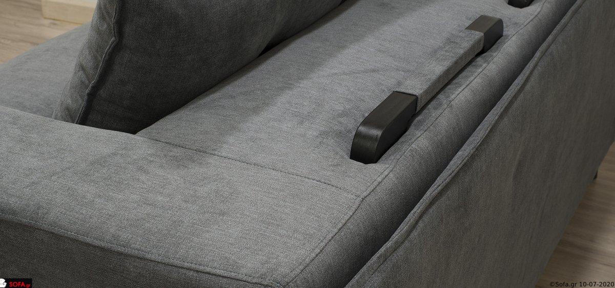 Corner Sofa Puzzle with bed mechanism