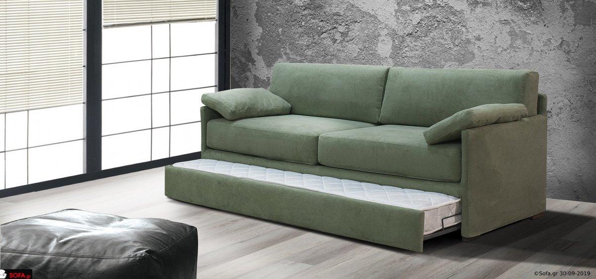 καναπές με κρεβάτι