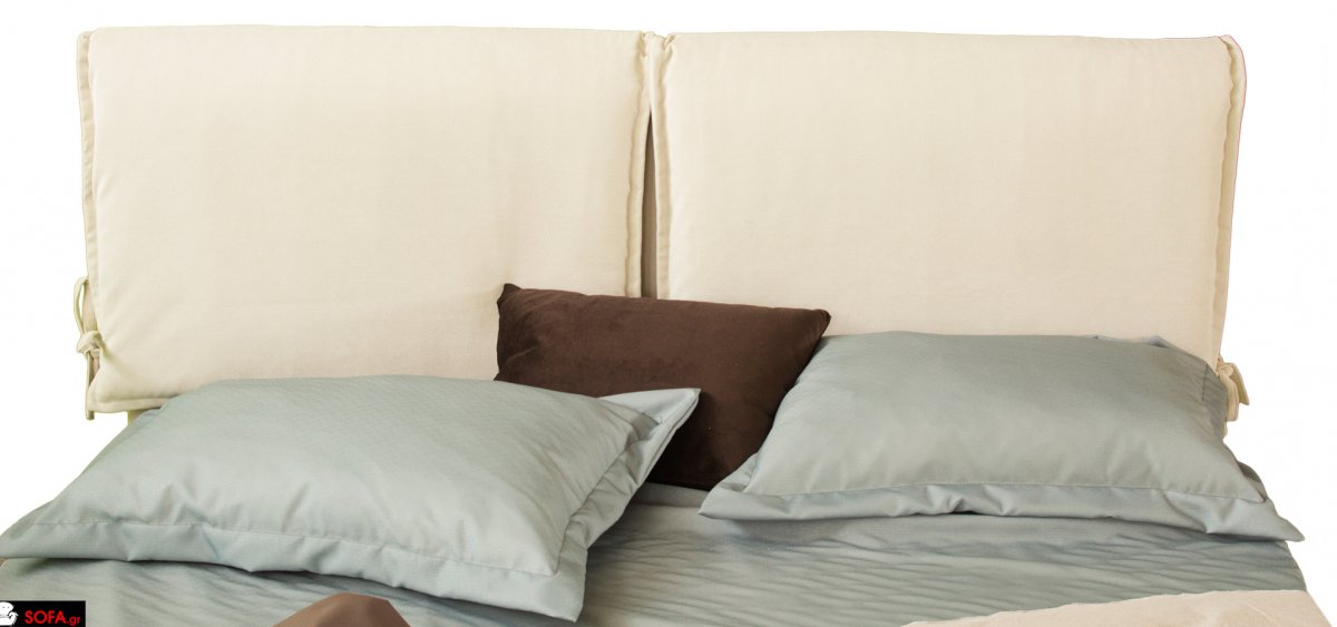 υφασμάτινο κρεβάτι