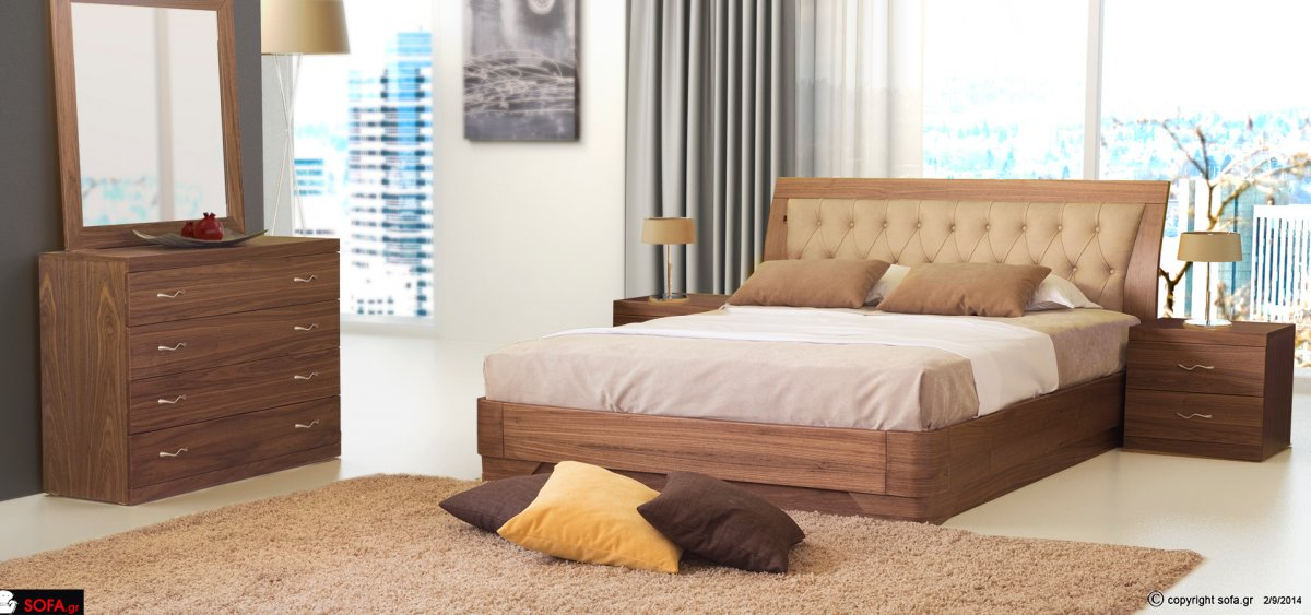 Aurora Plus - Bedroom Set