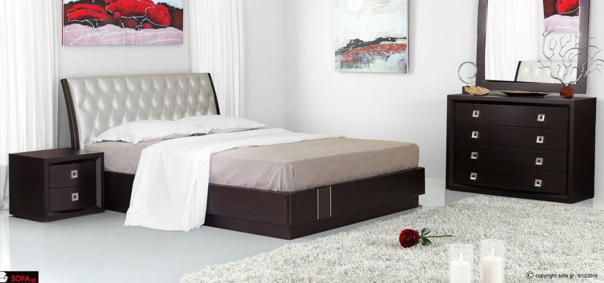 Athina Quilted - Bedroom set