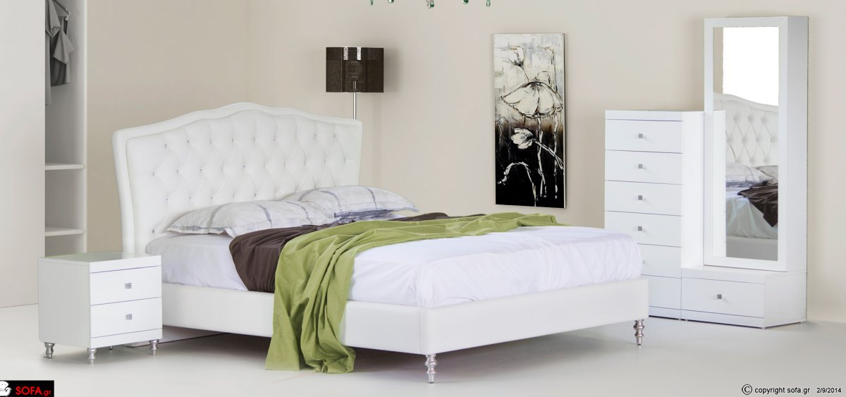 Shine Plus Bedroom set