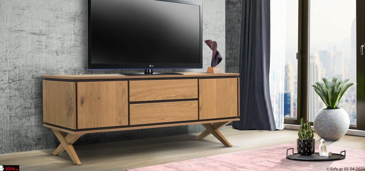Μοντέρνο έπιπλο τηλεόρασης