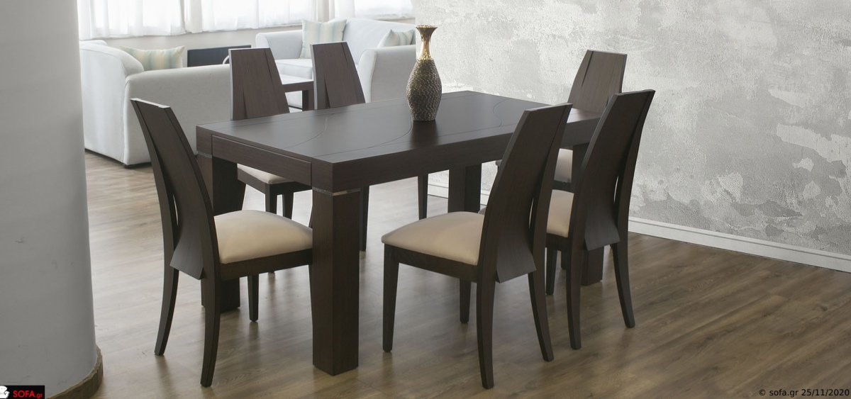 Dining table Palermo stock