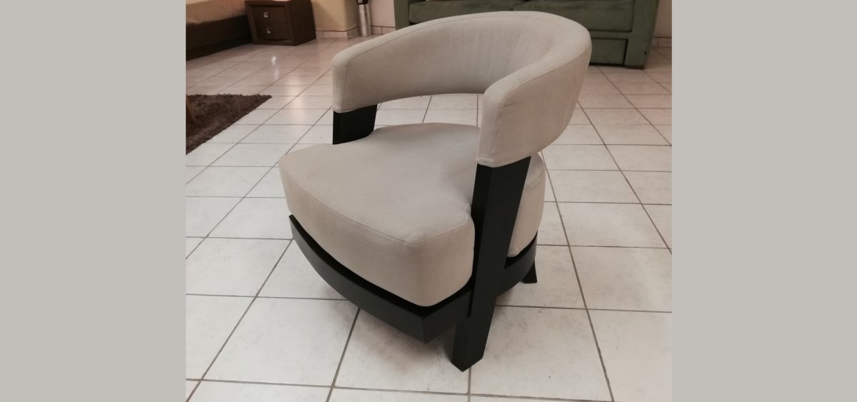 Armchair Egli - Stock
