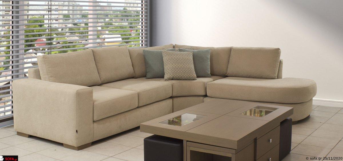 Corner Sofa Ronda Stock