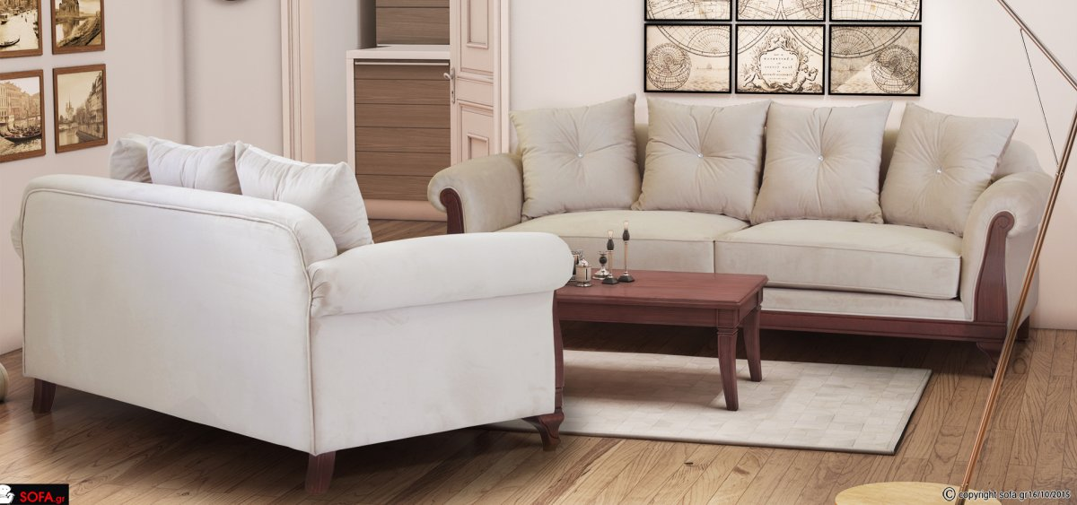 Sofa set Barock