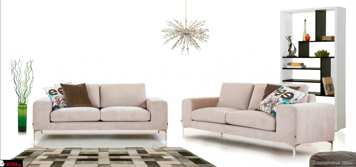 Sofa set Minimal - metal