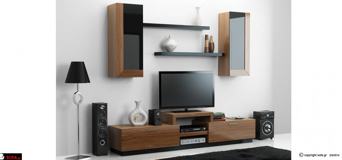 Entertainment center Dolce
