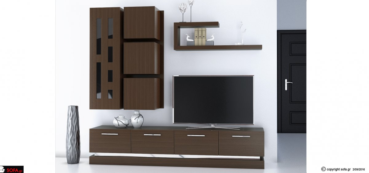 Entertainment center Athena
