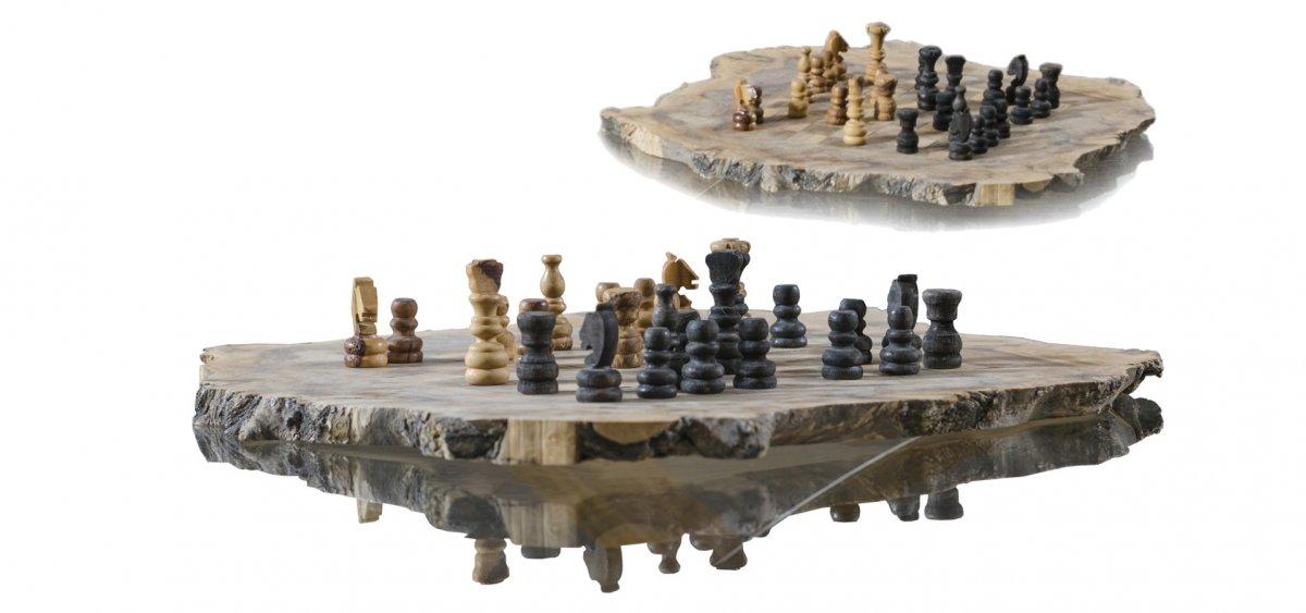 Chess ornament