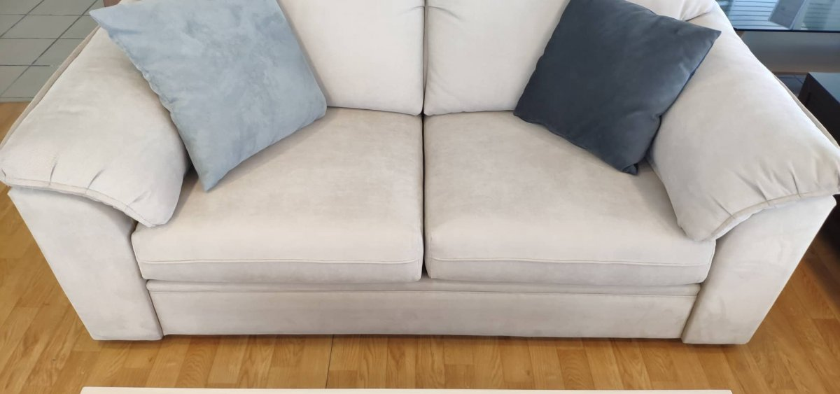 Two seater sofa Denise Stock
