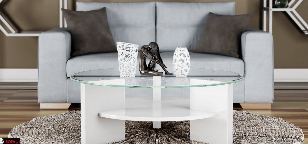 Coffee table Crystal Plus