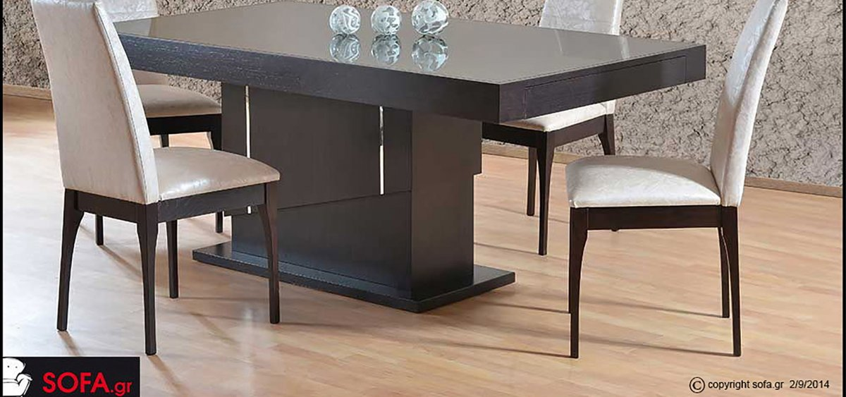 Dining table July