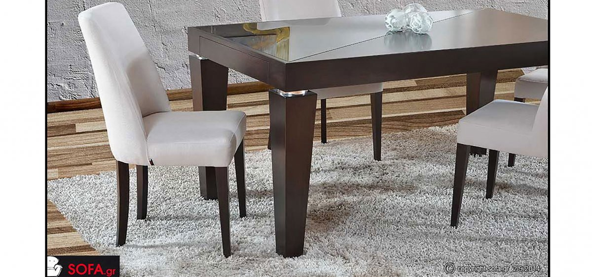 Dining table set Cone - Chair Domus