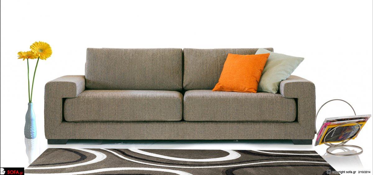 Καναπές με σκληρά μαξιλάρια