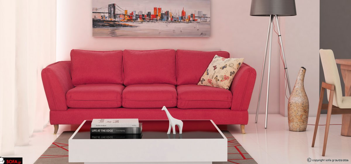 Three seater Sofa Glory