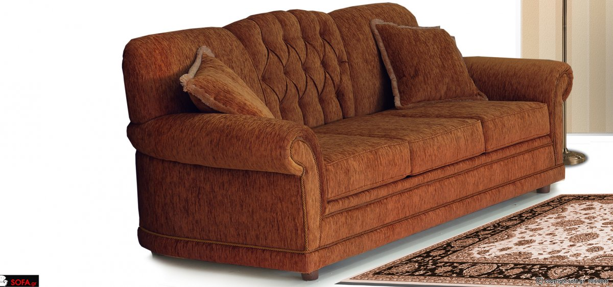 Three Seater Sofa Valeria
