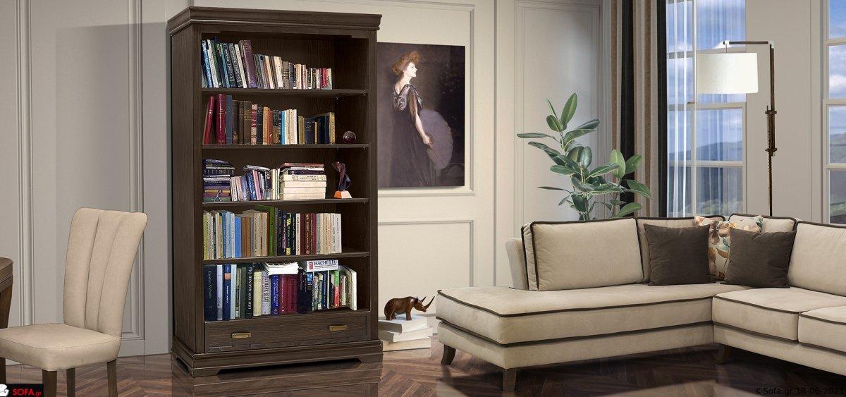 Bookcase Protipo