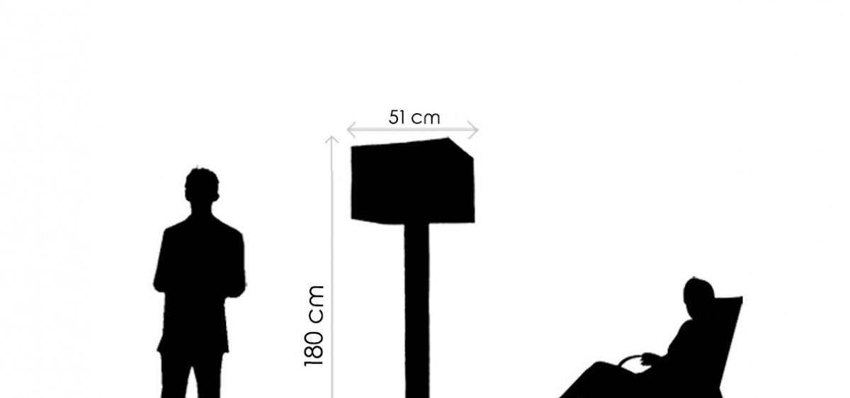 Floor Lamp Robusto